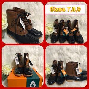 Shoes - Warm Bean Ladies Boot size 7